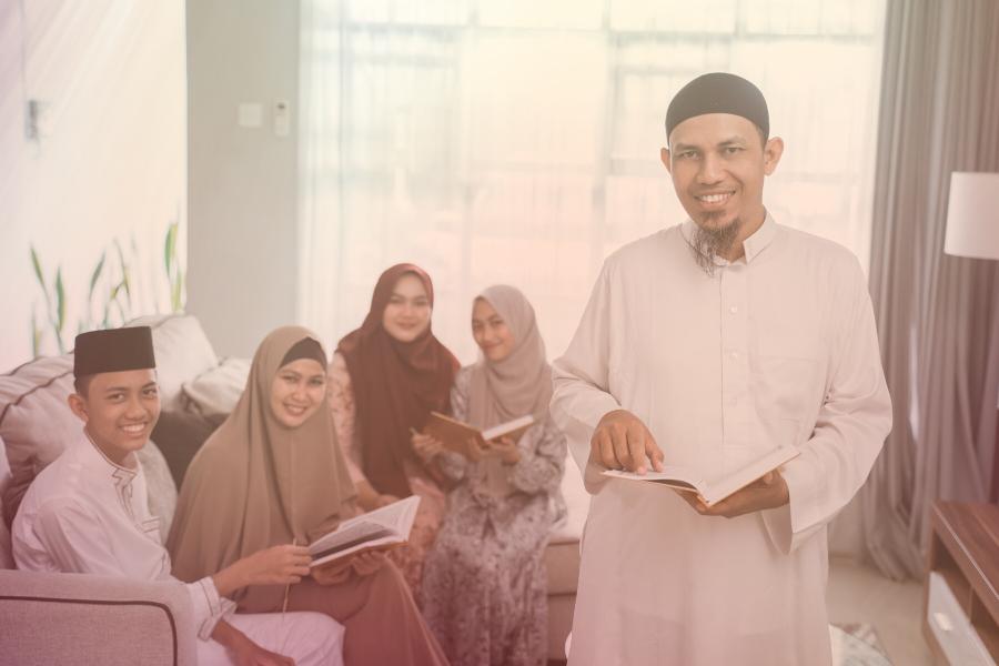 Kelas belajar hafazan Al Quran online (Tahfiz Part Time)